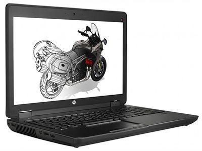لپ تاپ ورکاستیشن اچ پی زدبوک HP ZBook 15 G2 Workstation