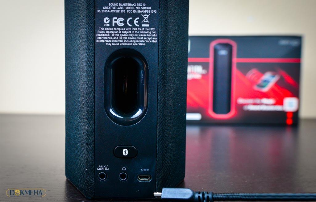 اسپیکر کریتیو مدل Creative Sound blaster Axx BSX 10