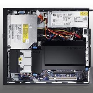 کیس مینی سروری دل Dell Optiplex XE SFF 4GB up to 16GB