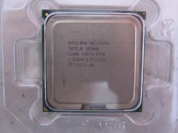 پردازنده اینتل زئون Intel Xeon Processor E5440 2