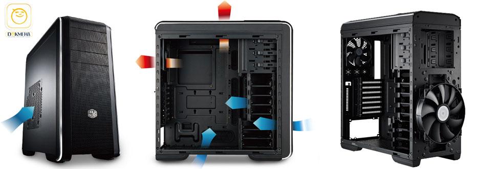 سیستم طراحی، مدلینگ و رندرینگ W1000-CUDA