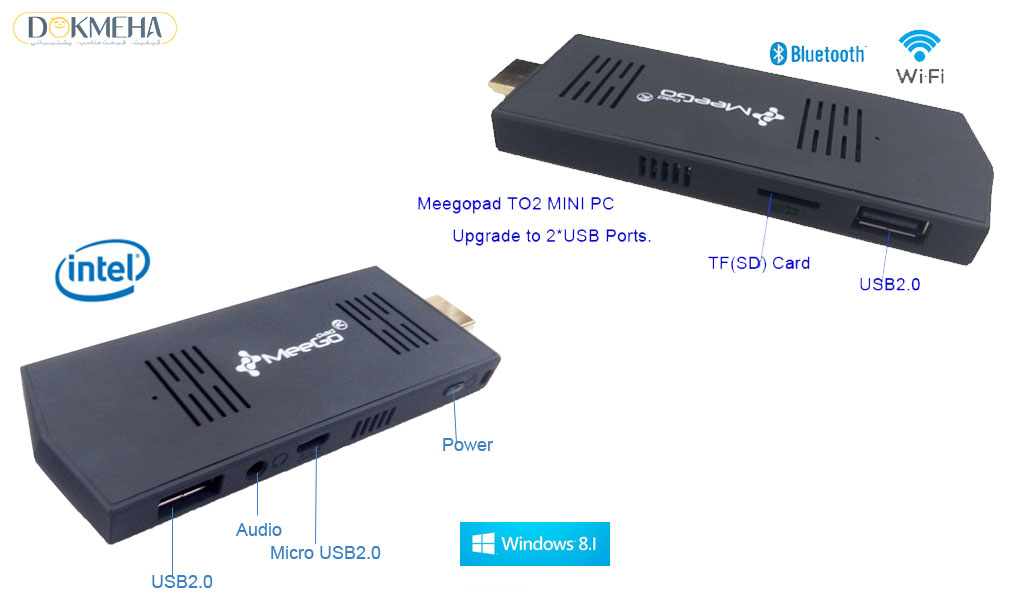 -MeeGoPad T02 Mini Pc- User Guide