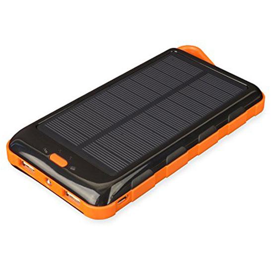 پاور بانک خورشیدی 15000 میلی آمپر تاف تستد Tough Tested TT-SOLAR 15