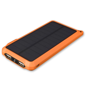 Tough Tested TT-SOLAR 10 10000mAh Power Bank شارژر همراه خورشیدی تاف تستد مدل TT-SOLAR10 با ظرفیت 10000 میلی آمپر ساعت