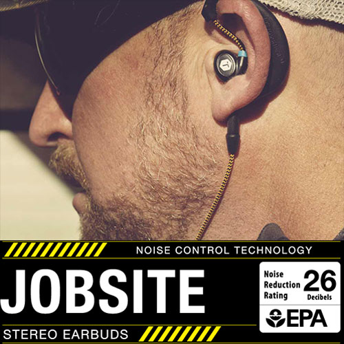هدفون ToughTested-Jobsite-Headphones