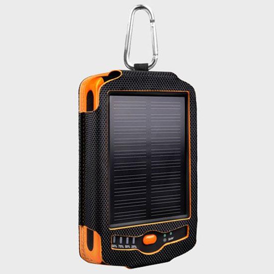 پاور بانک خورشیدی TTSolar 6000 mah