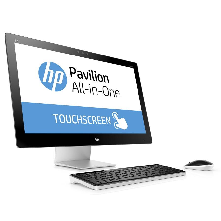 کامپیوتر بدون کیس hp pavilion 27 touch n103a