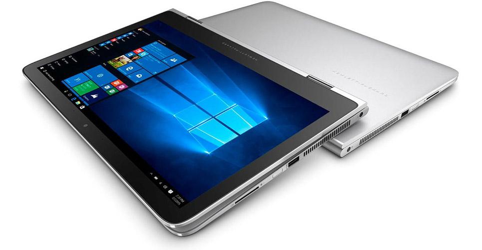 لپ تاپ اچ پی 13.3 اینچی لمسی hp spectre x360 13-dokmeha-965-1