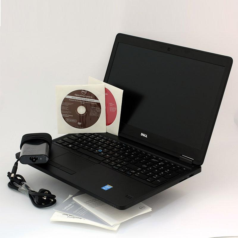 لپ تاپ دل 15.6 اینچی دل مدل Dell Latitude E5550-i7 5600u-8GB ram-FHD