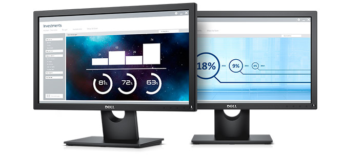 monitor Dell LED E2016H