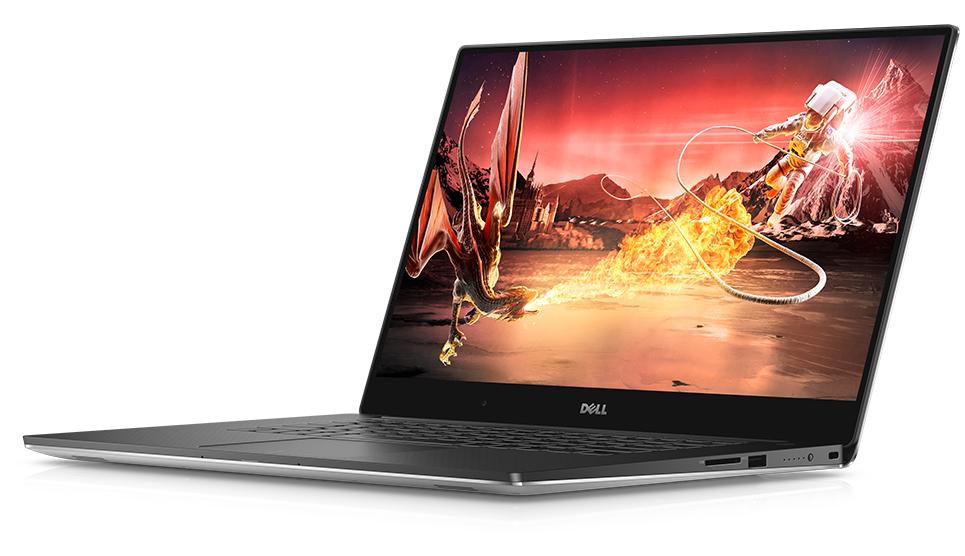 لپ تاپ دل 15.6 اینچی لمسی Dell XPS 15 9550