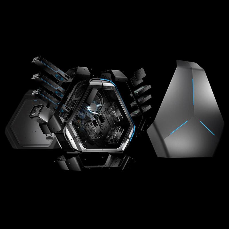 کیس گیمینگ آلین ویر مدل Alienware Area 51 R2