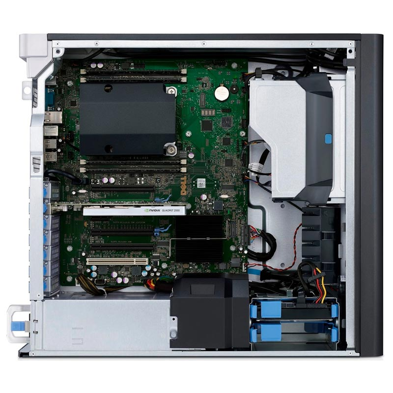 کیس دسکتاپ دل مدل Dell Precision T3610 MT
