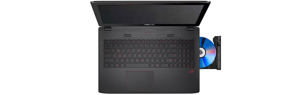 لپ تاپ ایسوس 15.6 مخصوص بازی ASUS ROG ZX50VW-MS71