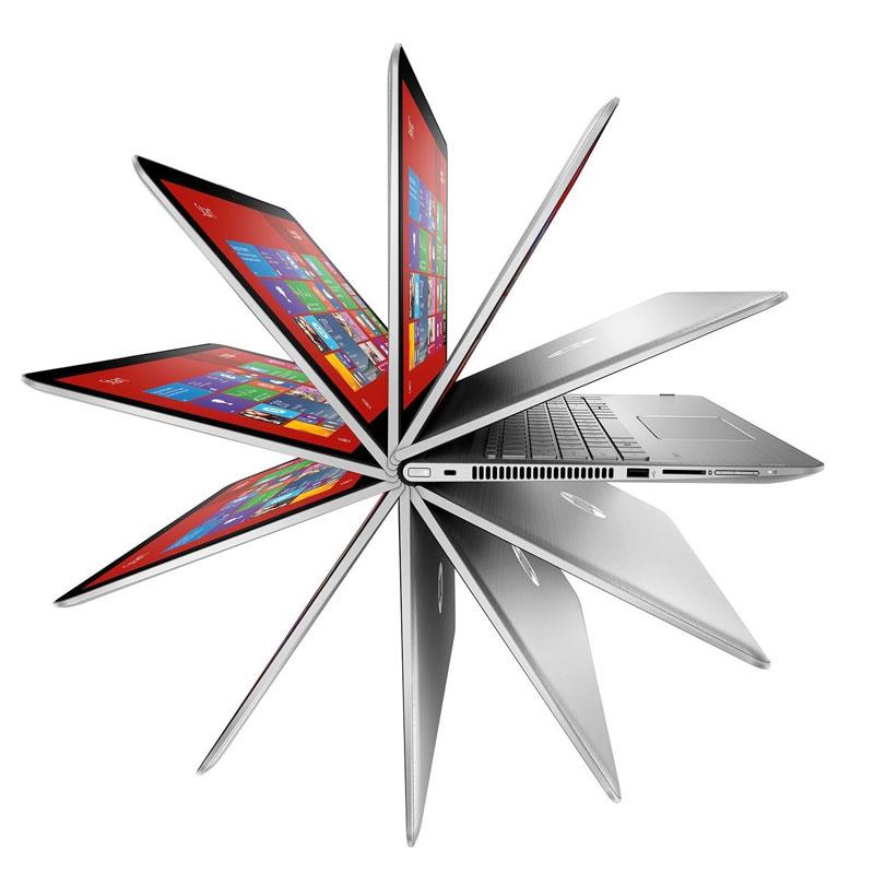 لپ تاپ اچ پی 15.6 اینچی لمسی HP Envy x360 15-w110nr 2