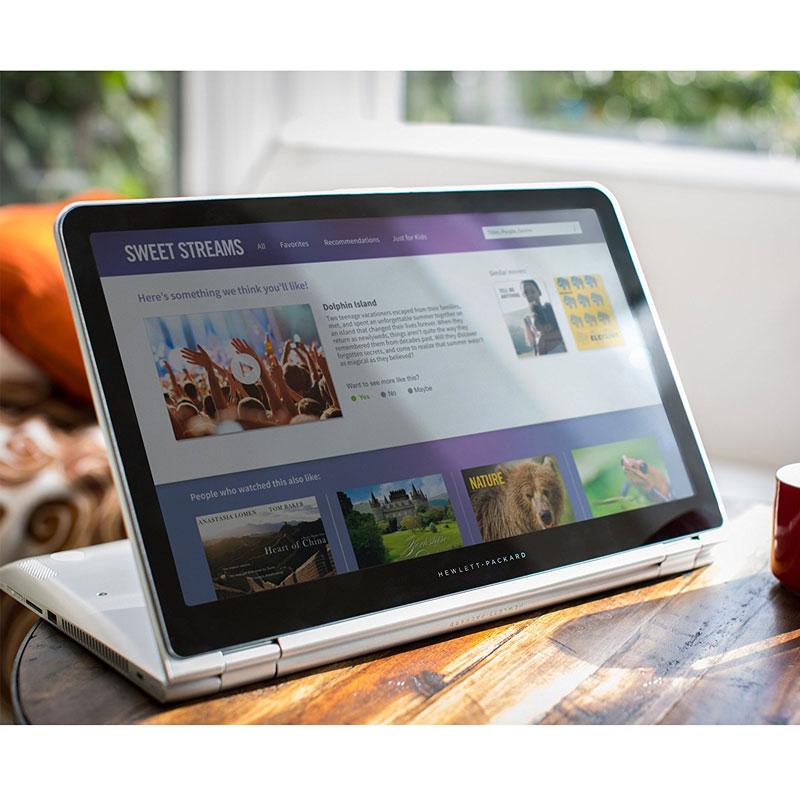 لپ تاپ اچ پی 15.6 اینچی لمسی HP Envy x360 15-w110nr 4
