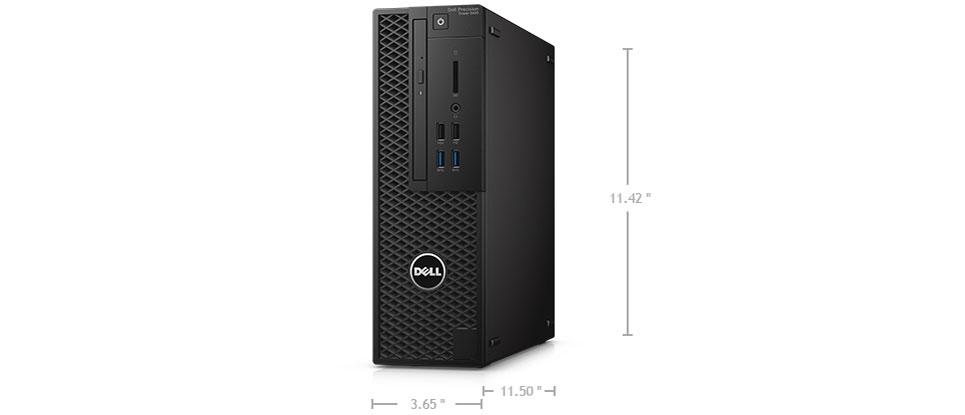 کیس دسکتاپ دل مدل Dell Precision T3420 SFF