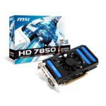 کارت گرافیگ MSI HD 7850 2GB DDR5 OC