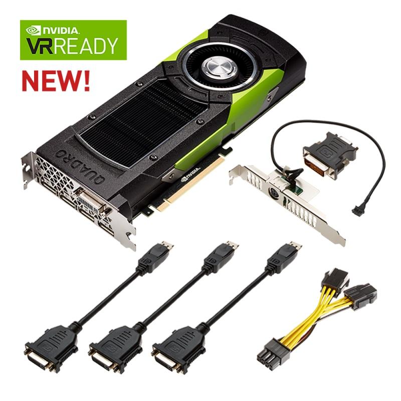 کارت گرافیگ انویدیا کوادرو PNY Nvidia Quadro P6000 24GB