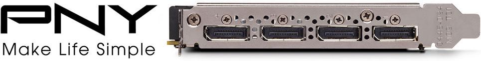 کارت گرافیگ انویدیا کوادرو PNY Nvidia Quadro P2000 5GB