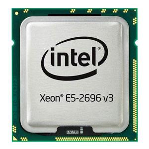 سی پی یو اینتل زئون Intel Xeon E5-2696 v3