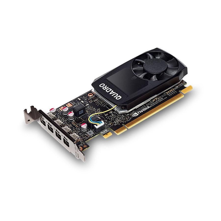 کارت گرافیگ انویدیا کوادرو PNY Nvidia Quadro P1000 4GB