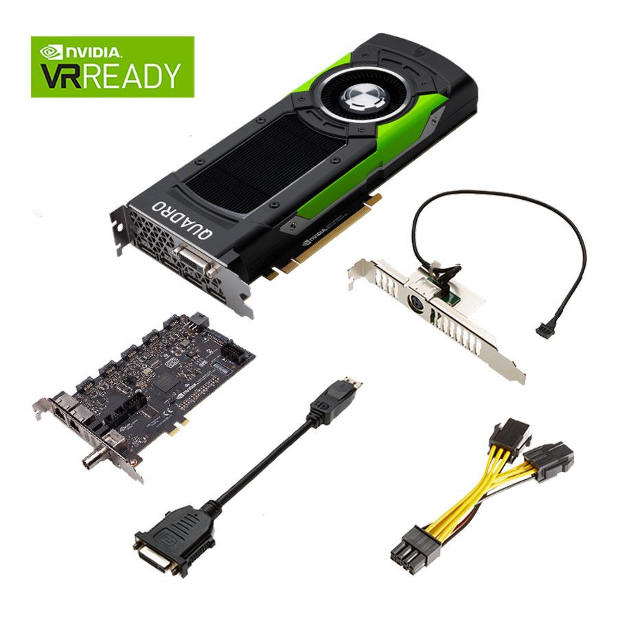کارت گرافیگ انویدیا کوادرو PNY Nvidia Quadro GP100 16GB 2