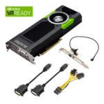 کارت گرافیگ انویدیا کوادرو PNY Nvidia Quadro P5000 16GB 8