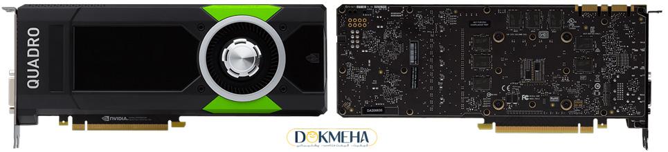 کارت گرافیگ انویدیا کوادرو PNY Nvidia Quadro P5000 16GB 16
