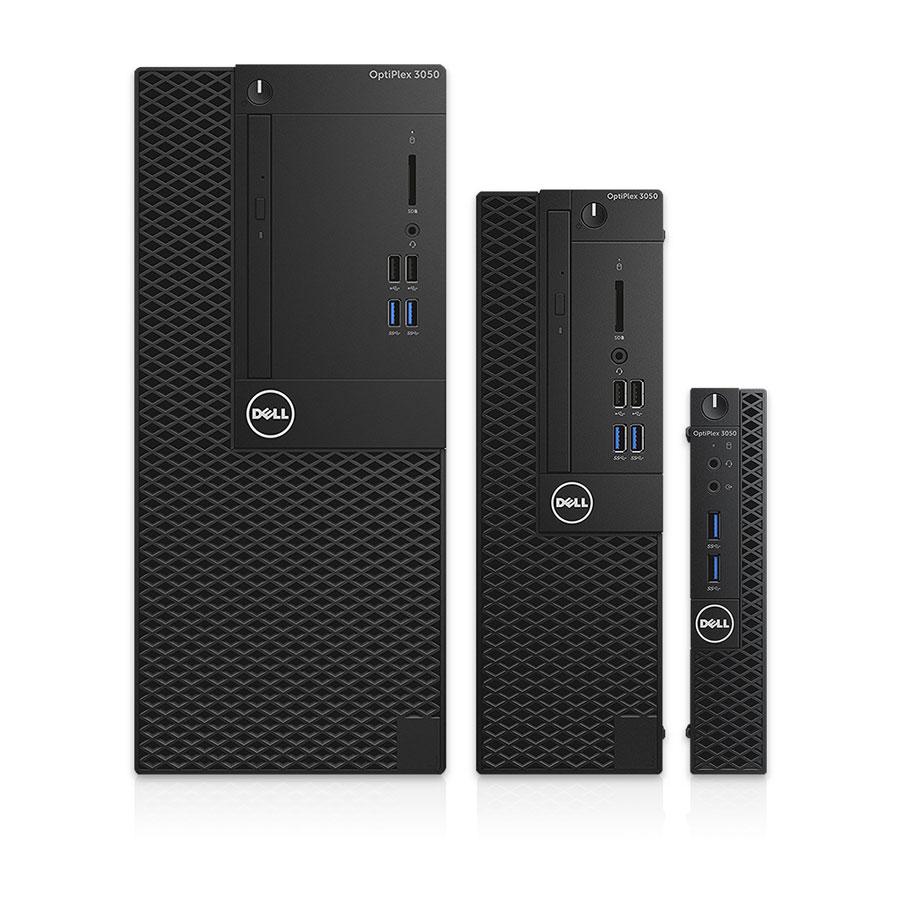 کیس دسکتاپ دل Dell Optiplex 3050 i3 Mini Tower