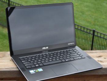 لپتاپ ZenBook Pro 15 UX550  ایسوس نسل هشتمی شد