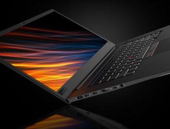 رونمایی لنوو از لپتاپ ThinkPad P1 با طراحی باریک