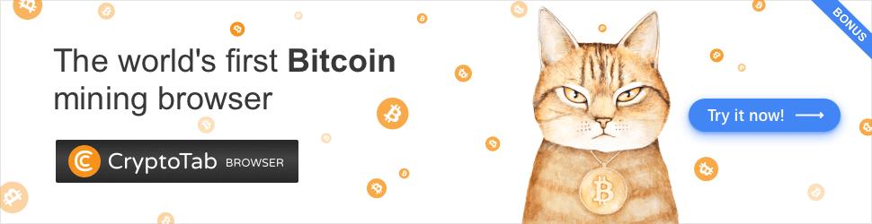 first mining bitcoin browser