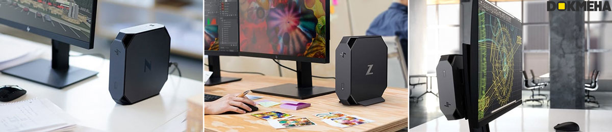 کیس ورک استیشن مینی HP Z2 Mini G3 Performance Core i7-7th Workstation 27