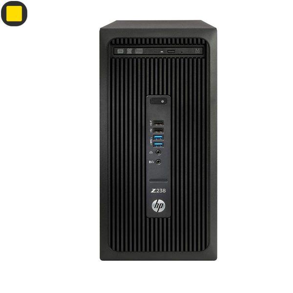 کیس ورک استیشن HP Z238 MicroTower Workstation Xeon 2