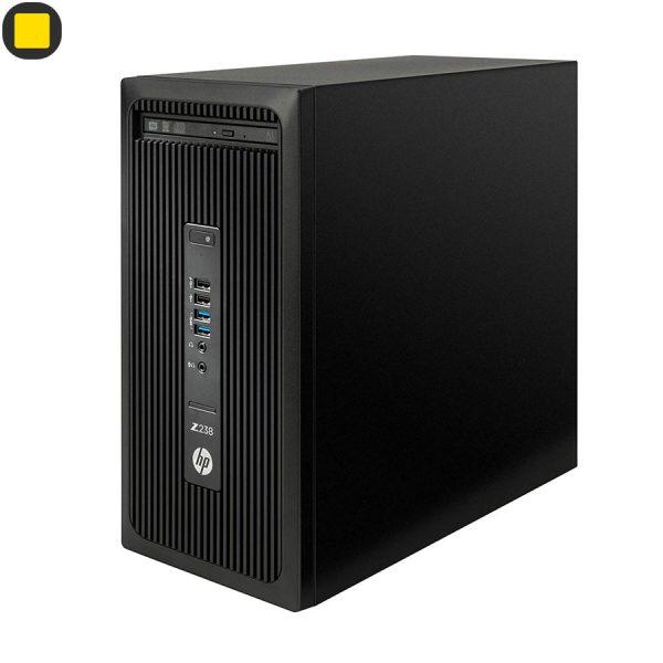کیس ورک استیشن HP Z238 MicroTower Workstation Xeon 3