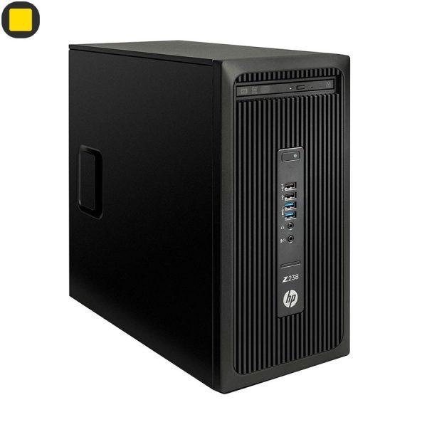 کیس ورک استیشن HP Z238 MicroTower Workstation Xeon 4