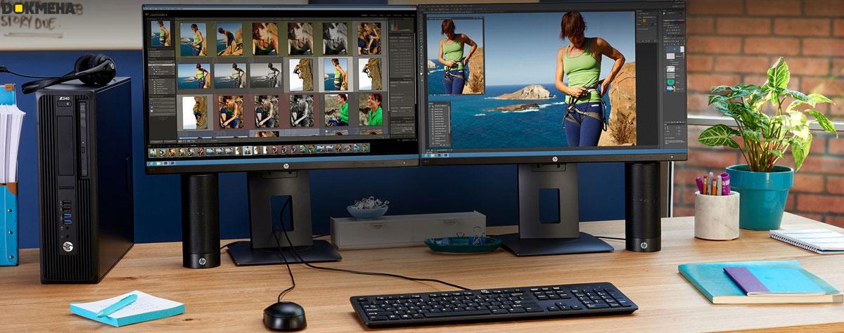 کیس ورک استیشن HP Z240 SFF Xeon Workstation 25