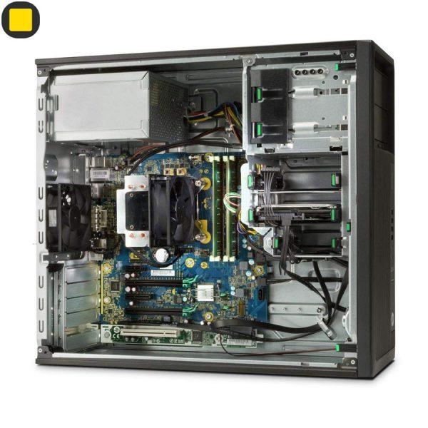کیس ورک استیشن HP Z240 Tower Xeon Workstation 6