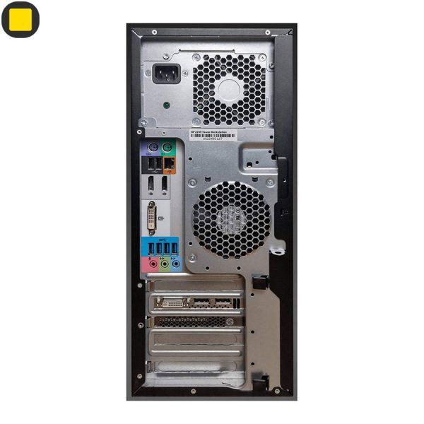 کیس ورک استیشن HP Z240 Tower Xeon Workstation 7