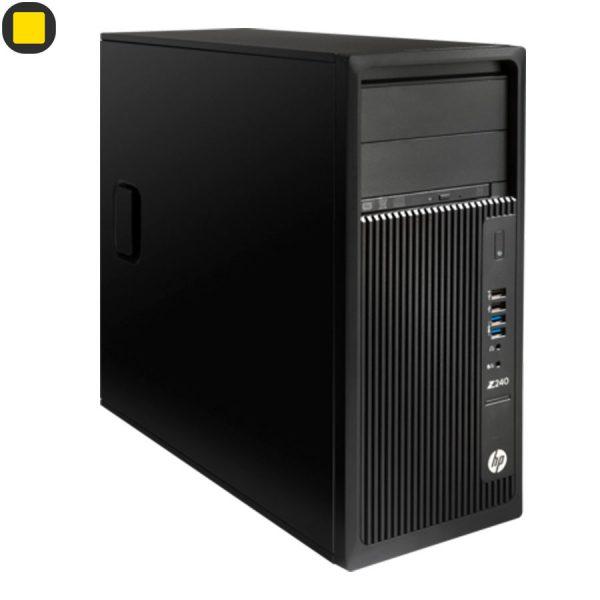کیس ورک استیشن HP Z240 Tower Xeon Workstation 3