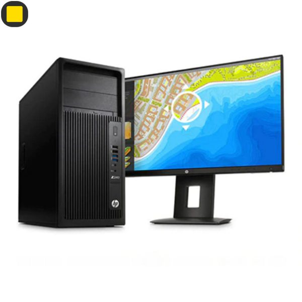 کیس ورک استیشن HP Z240 Tower Xeon Workstation 4
