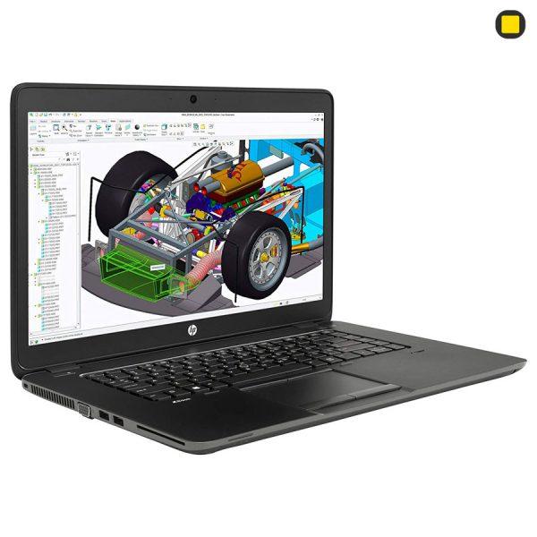 لپتاپ ورک استیشن HP ZBook 15u G2
