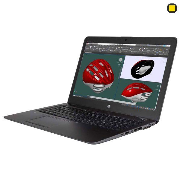 لپ تاپ ورک استیشن HP ZBook 15u G3 W4190M Workstation