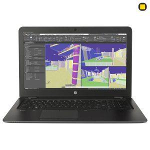لپتاپ ورکاستیشن اچ پی زدبوک HP ZBook 15u G3 Mobile Workstation UltraBook