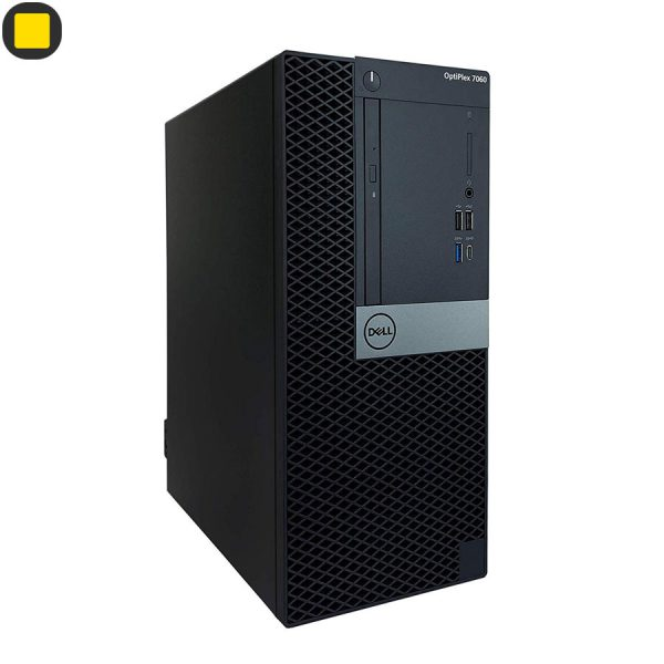 کیس دسکتاپ دل DELL OptiPlex 7060 Tower i7-8th Gen