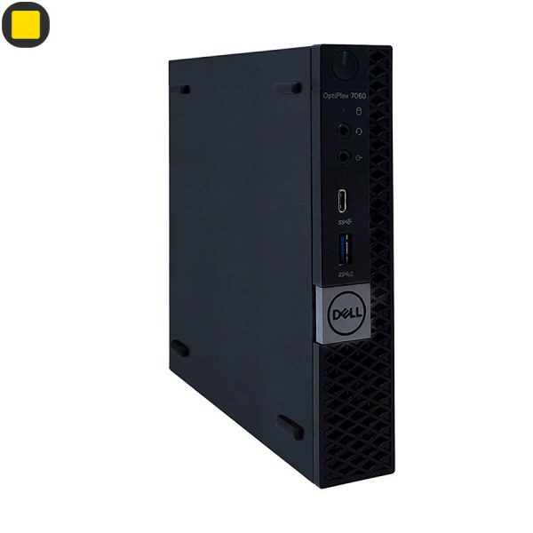 کیس دسکتاپ دل DELL OptiPlex 7060 Micro i7-8th Gen