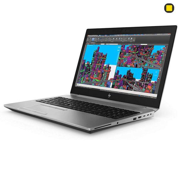 لپ تاپ ورک استیشن HP ZBook 15 G5 workstation