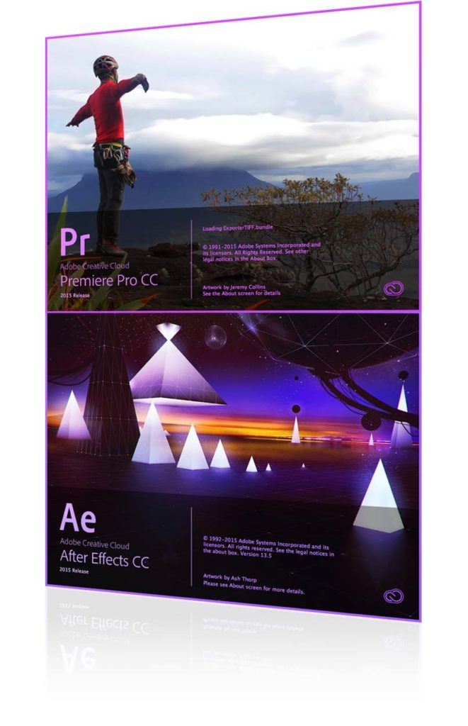 Premiere Pro & After Effects