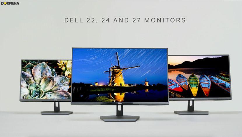 مانیتور 27 اینچ دل Monitor Dell SE2719H LED IPS